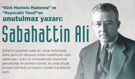 Sabahattin Ali'nin Katlinin 73. Yıl Dönümü