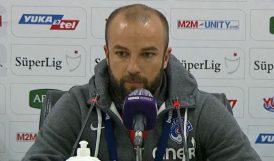 """""""Malatyaspor Beklediğimiz Gibi 1 Puana Gelmişti"""""""