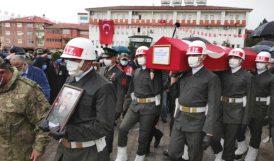 Şehit Kızılay Hekimhan'da Toprağa Verildi