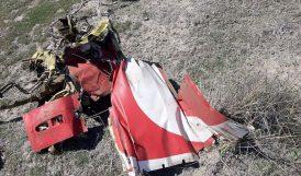 'Türk Yıldızları' Uçağı Düştü, Pilot Yüzbaşı Şehit Oldu