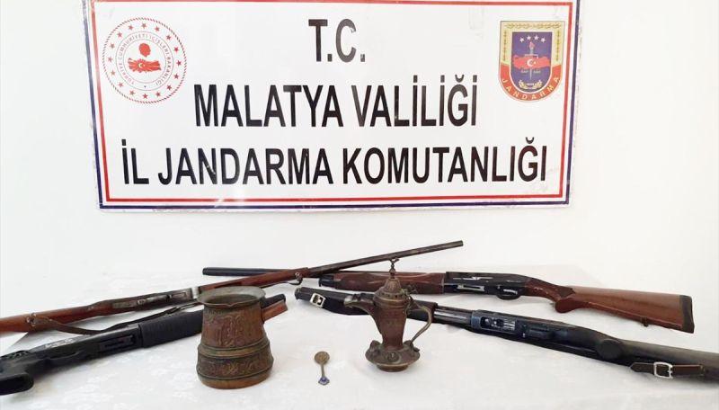 Tarihi Eser Kaçakçılığına 2 Gözaltı