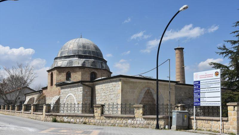800 Yıllık Ulu Cami'de Restorasyon ve Güçlendirme
