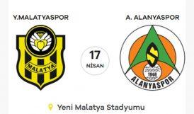 Yeni Malatyaspor, Alanya İle 14'üncü Kez Karşılaşacak