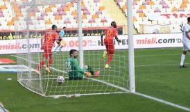 Yeni Malatyaspor 13 Hafta Sonra Nihayet: 1-0