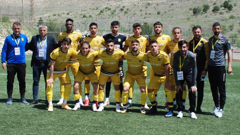 H.Yeni Malatyaspor U19 İlk Galibiyetini Ankara'da Aldı