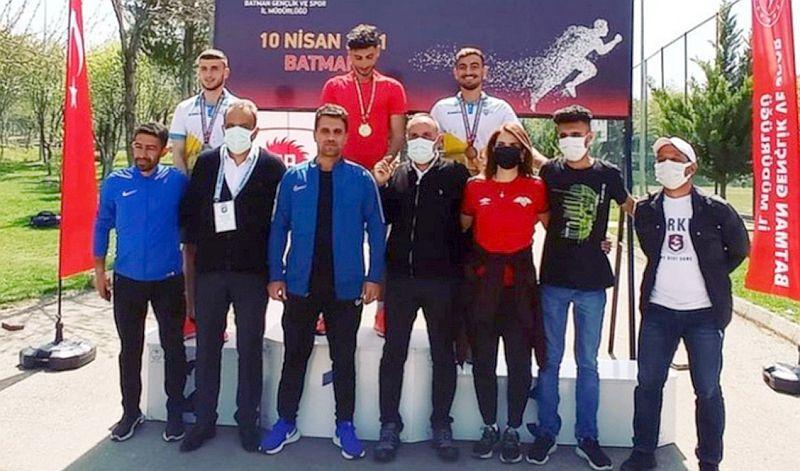 Yürüyüş Liginde Malatyalı Atletlerden 2 Birincilik