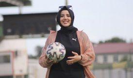 Adıyaman'da Kadın Kulüp Başkanı İstifa Etti