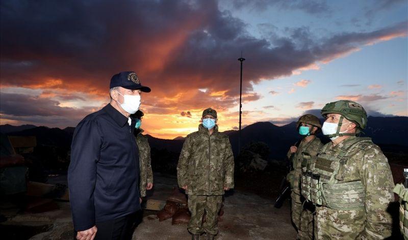 Pençe-Şimşek-Yıldırım'da 44 Terörist Etkisiz Hale Getirildi