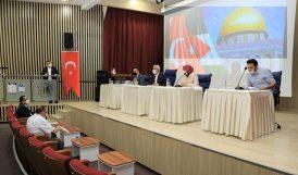 İlçe Belediye Meclislerinden İsrail'e Tepki