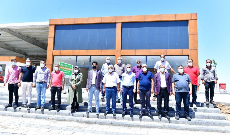 """""""Yeşiltepe'nin İhtiyaç Duyduğu Bir Yatırım"""""""