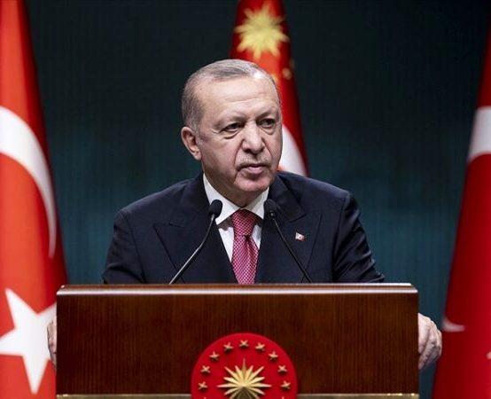 Erdoğan Açıkladı.. Cumartesi Kısıtlaması Kalktı