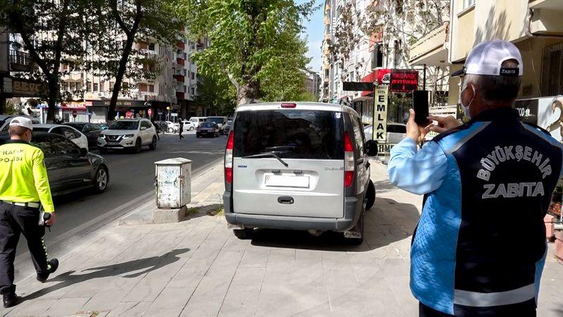 Büyükşehir Trafik'ten 36 Bin Denetim