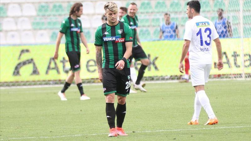 Süper Lige Veda Eden İlk Takım Denizlispor