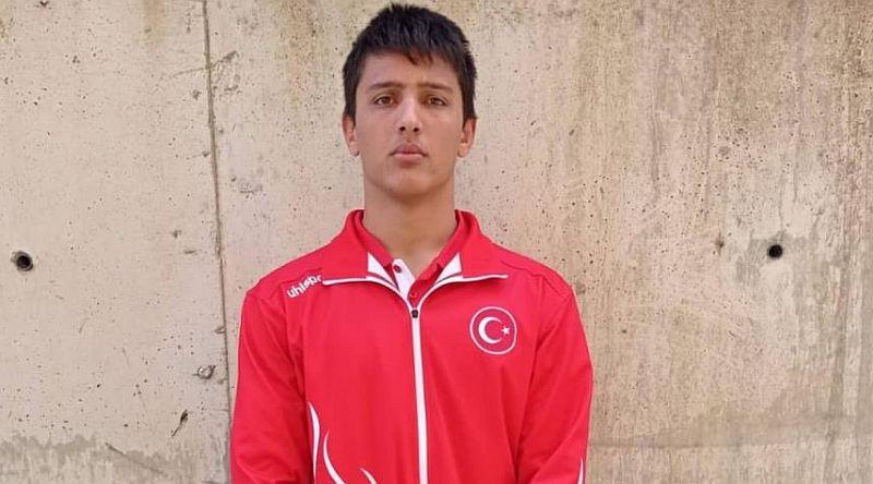 Malatyalı Genç Güreşçi Avrupa Şampiyonasında