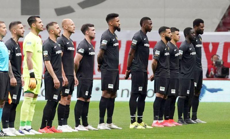 H.Yeni Malatyaspor Ligi 15'inci Sırada Tamamladı