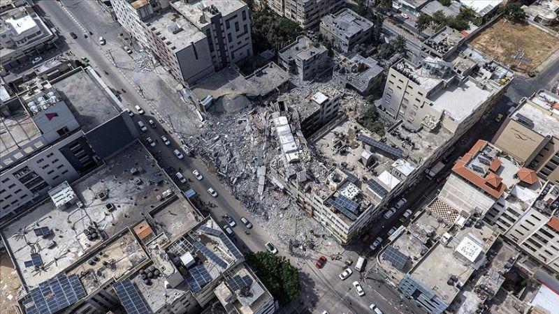 İsrail Saldırılarında Ölü Sayısı 254'e Yükseldi