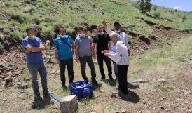 Yukarıulupınar Göleti Proje Hazırlığı Başladı