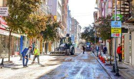 Cezmi Kartay'da Su Şebekesi Yenileniyor