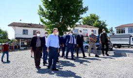 Gürkan Eskimalatya Meydanını İnceledi
