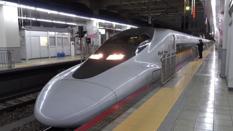 Japonya'da Hızlı Tren 1 Dakika Rötar Yapınca