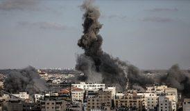 İsrail Saldırılarında Ölenlerin Sayısı 212'ye Ulaştı