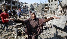 Gazze'ye İsrail Saldırılarında Ölü Sayısı Artıyor