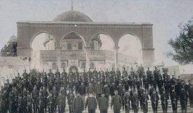 Jandarma'nın Tarihten 'Türk' Kudüs Paylaşımı