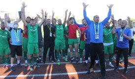 Ve Malatya Yeşilyurt Belediyespor Yarı Finalde