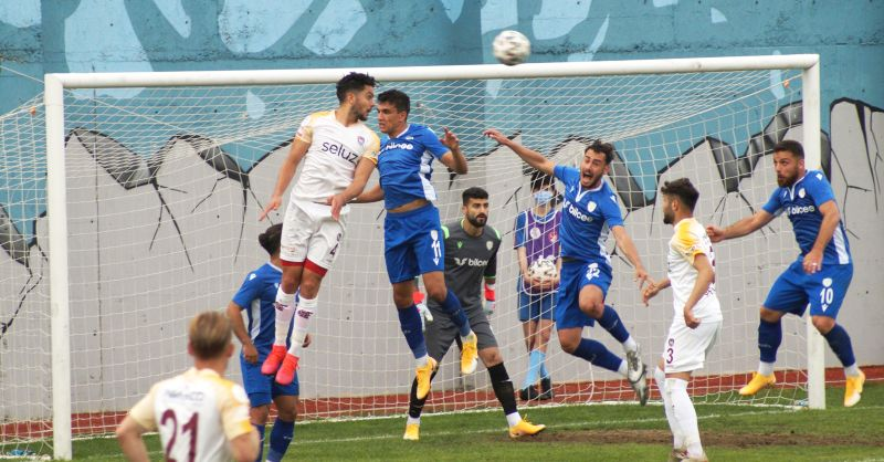MYB, 3. Lig Play-Off İlk Maçında Rakibine Yenildi