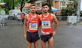 Malatyalı Atlet Güngör Avrupa 3'üncüsü Oldu