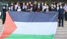 Avukatlardan İsrail Zulmüne Tepki