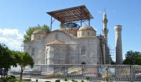 Yeni Camide Mimari Görünümü Değiştiren Onarım