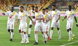 H.Yeni Malatyaspor Ligde Kalmayı Garantiledi:1-1