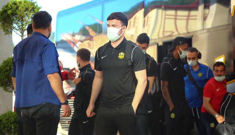 H.Yeni Malatyaspor Rize'ye Puan Umuduyla Gitti