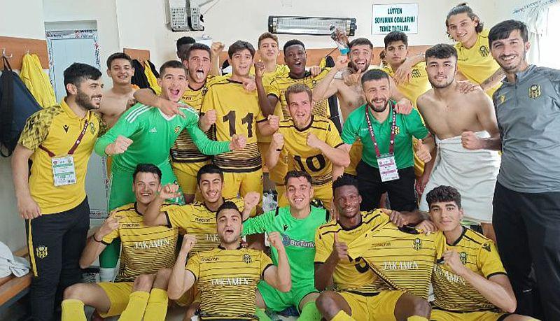 HYMS U19, A.Hatayspor'u Deplasmanda Mağlup Etti