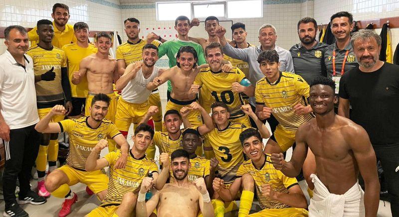HYMS U19,  Kayserispor U19'u Deplasmanda Yendi