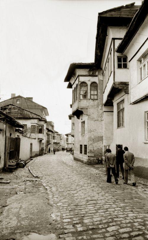 Mucelli Caddesi 1960li yillar