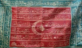 Kırşehir'den Tüm İllere Ahi Sancağı