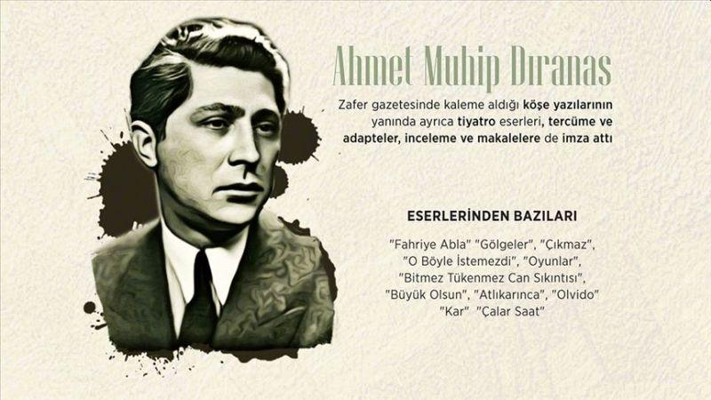 Ahmet Muhip Dıranas'ın Vefatının 41. Yılı