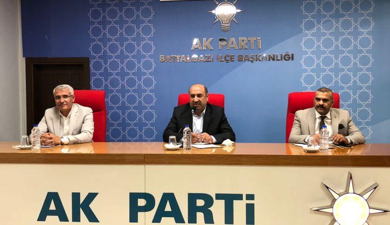"""""""AK Parti İle MHP Yol ve Dava Arkadaşıdır"""""""