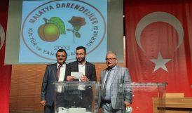 Bursa Malatya Darendeliler Kültür Derneğinde Kongre