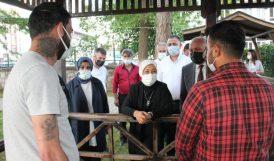 'Doğanşehir'e 19 Yılda 5-10 Kat Hizmet Yapıldı'