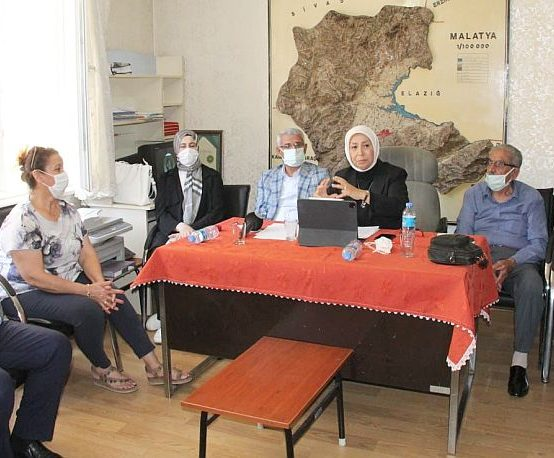 """""""Malatya Yeniden İnşa Ediliyor"""""""