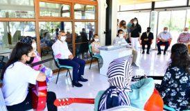 'Kültür Merkezlerine İlgi Büyük'
