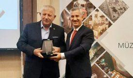 TKB'den Yeşilyurt Kahve Konağı'na Ödül