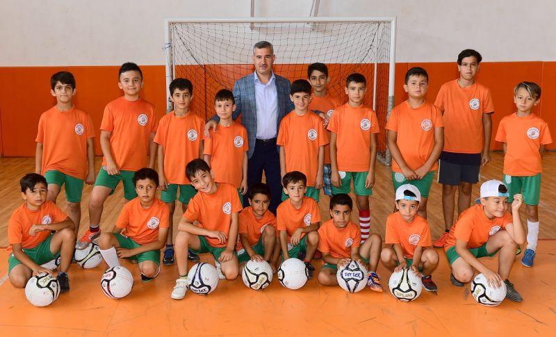 Yeşilyurt Belediyesinden Yaz Spor Okulları