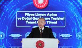 """""""135 Milyar Metreküplük Yeni Doğalgaz Keşfi Yapıldı"""""""