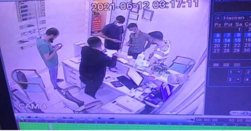 Sivas Dolandırıcıları Doğanşehir'de Yakalandı