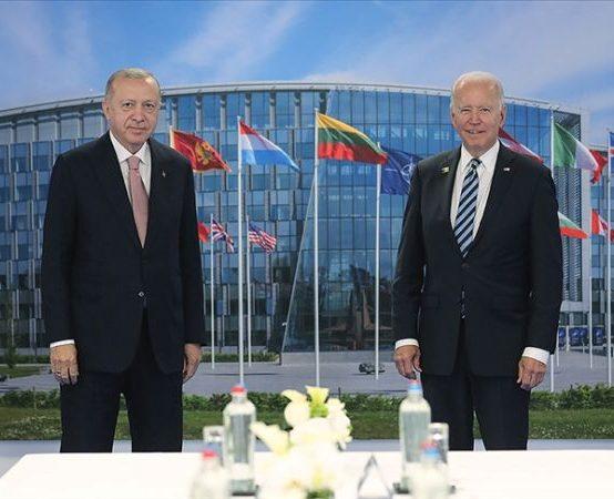 """Erdoğan- Biden Görüşmesi """"Çok İyi Bir Toplantıydı"""""""