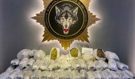 Narkotik Polis 114 Kilo Esrar Ele Geçirdi